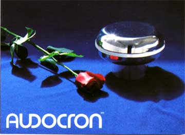 Audocron clock