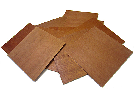 Mahogany Faced Or Birch Faced Cradled Art Panels For Fine