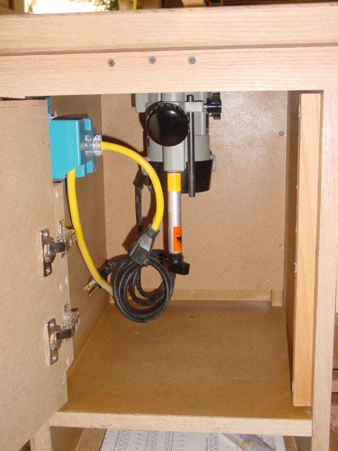 Bobinos router table bobino bobinos router table open router compartment greentooth Choice Image