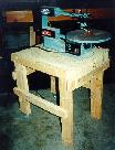 Scroll Saw and Stand