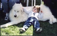 Pyr and child