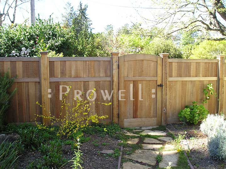 Simple Wood Fence Designs : Simple Wood Fence Designs : Wooden Privacy Fence Designs