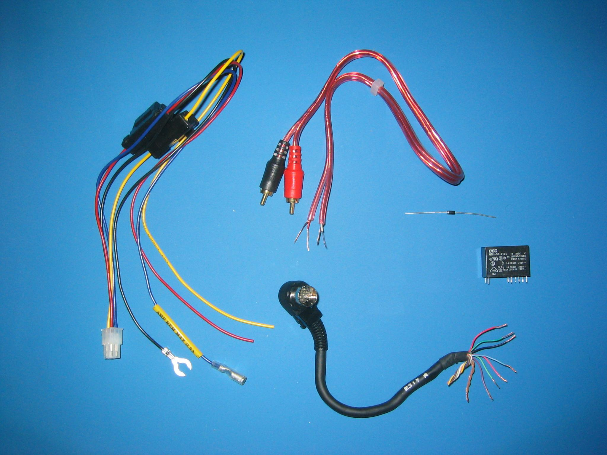 Wiring A Panasonic Relay