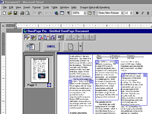 omnipage pro 9.0
