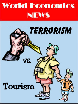 economic effects of terrorism Terrorism affects the economy in many ways one of the primary onesis that people are scared to leave their homes for fear of being inan attack themselves, so they spend less money with localbusinesses, which hurts the local economy and may even causebusinesses to close.