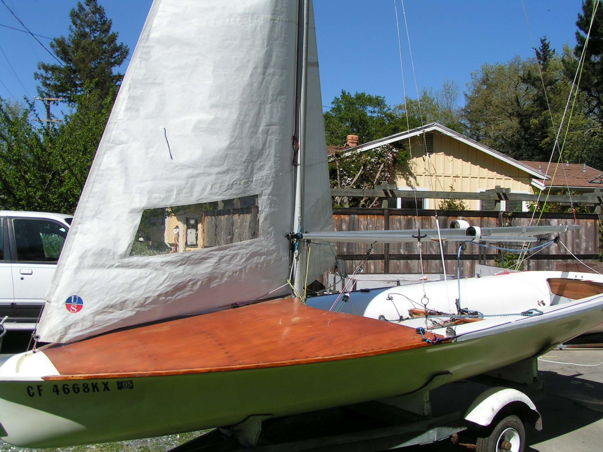 International 505 Sail Boat For Sale